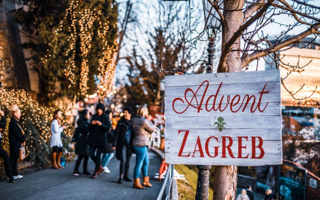 Advent in Zagreb – reacher again!