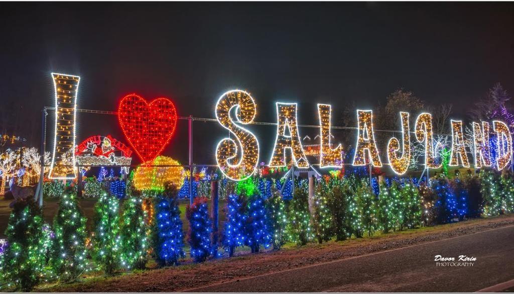Christmas magic in SalajLand