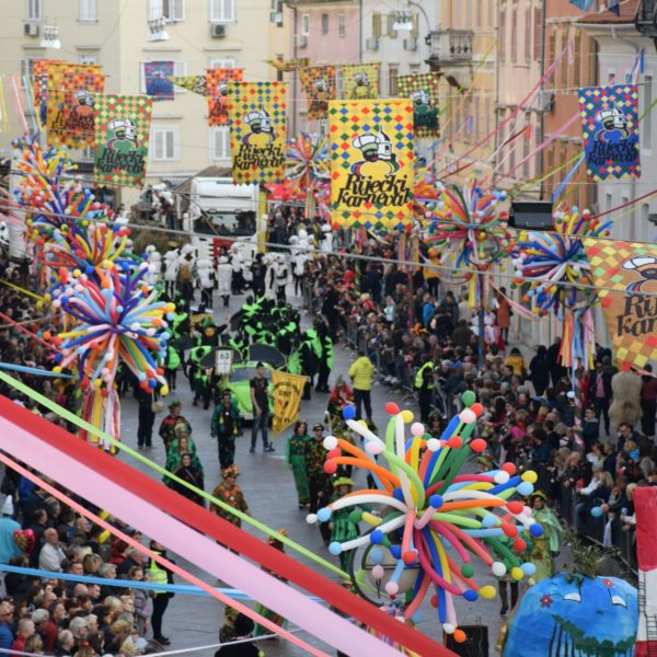 Rijeka carnival, photo by www.visitRijeka.hr
