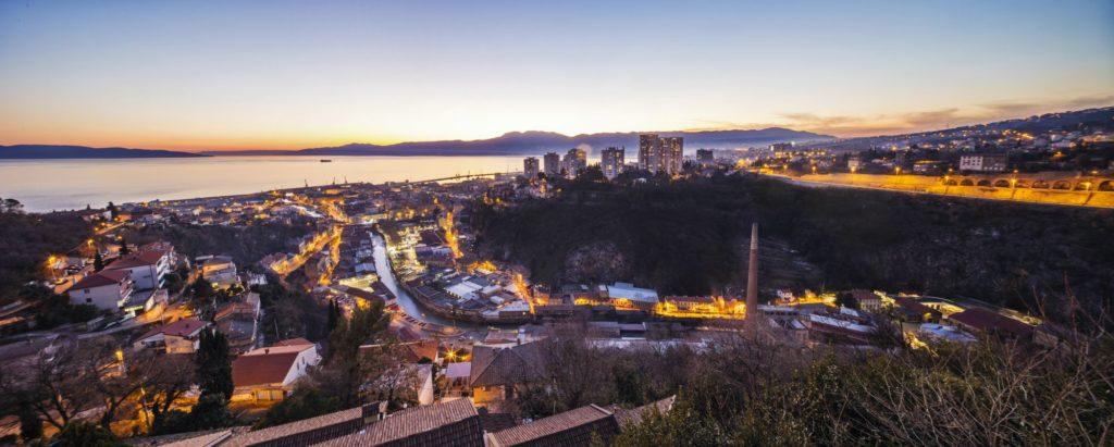 Rijeka is European Capital of Culture
