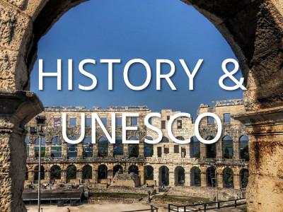 UNESCO, Pula, Croatia