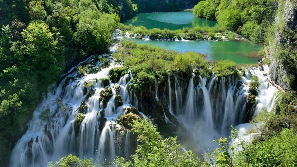 The brilliant mind of Nikola Tesla saved the natural beauty of Plitvice Lakes