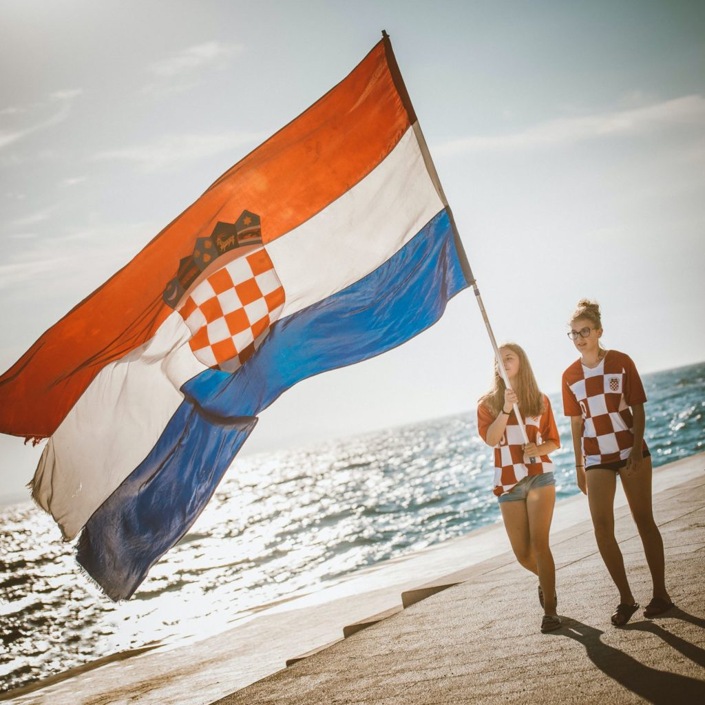 Croatia was awarded with a 'security label'!!!