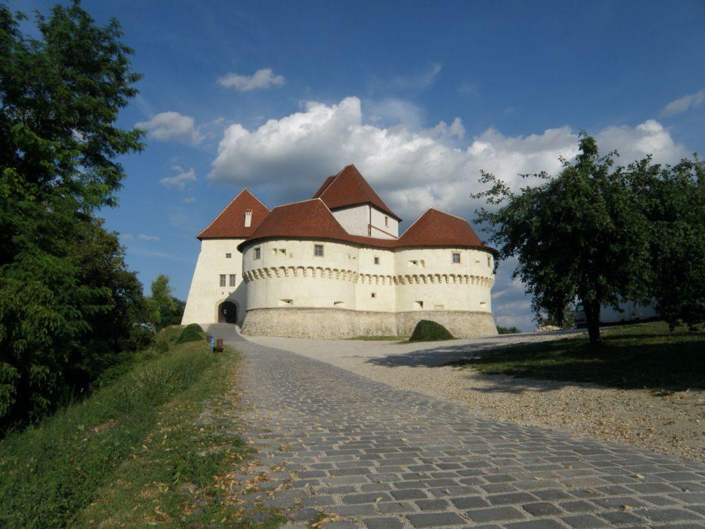 Beautiful castles in Croatia