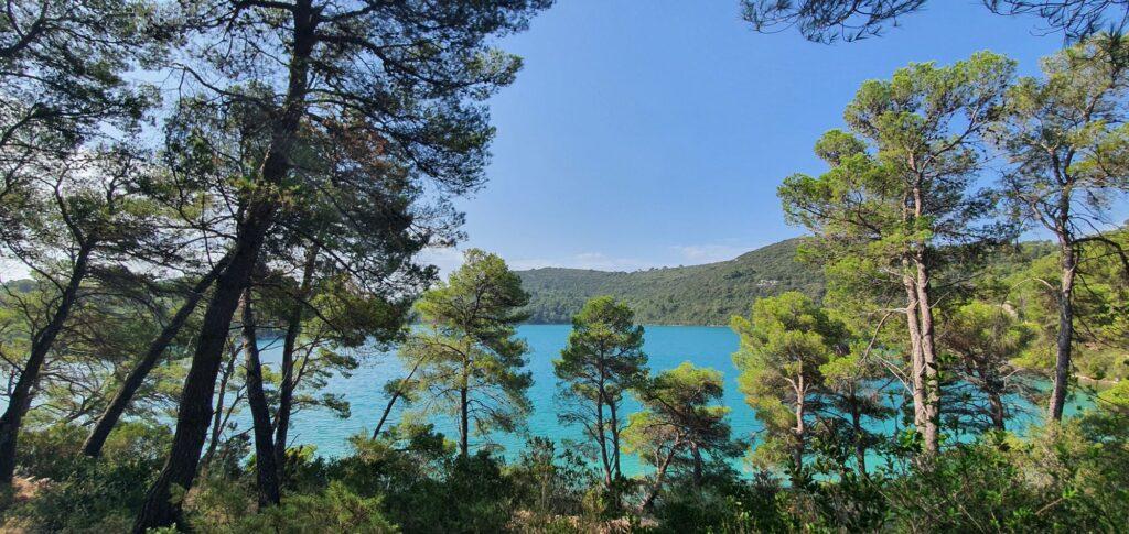 Mljet, the magical island Ogygia in the south Dalmatia