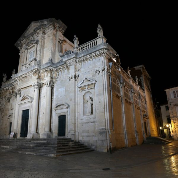 Dubrovnik, The Cathedral, photo by Ivo Biocina, photo credit Croatian Tourist board