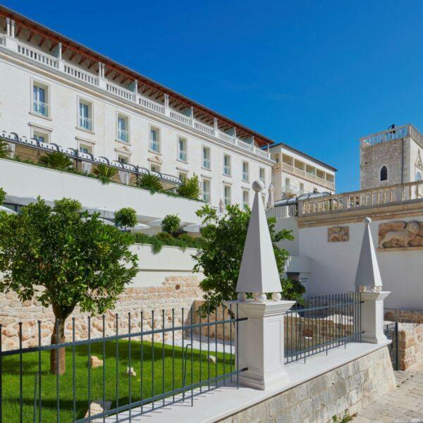 Palace Elisabeth, HVar, Croatia, photo credit by suncanihvar.com