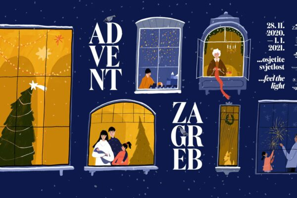 Advent Zagreb 2020