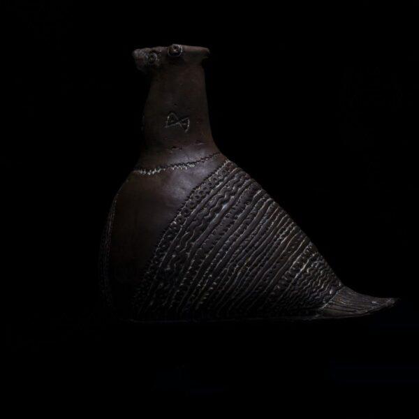 Vučedol dove (partridge) - photo credit by Vučedol culture museum, Croatia