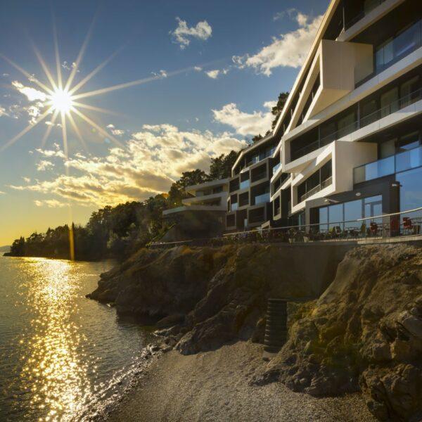 Navis design hotel, Croatia,)Kvarner bay, photo credit by Navis