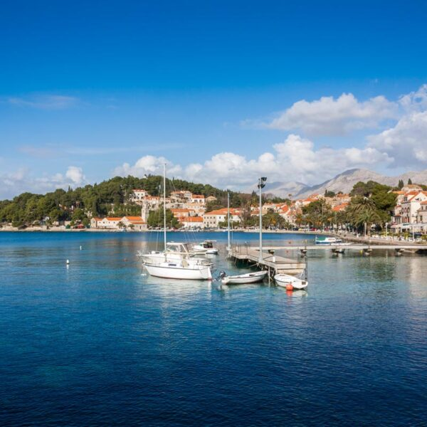 Cavtat, Croatia, photo credit by TB of Cavtat & Konavle