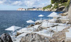Villa Dubrovnik, Common Area, the beach, Dubrovnik, Croatia, photo credit by Villa Dubrovnik